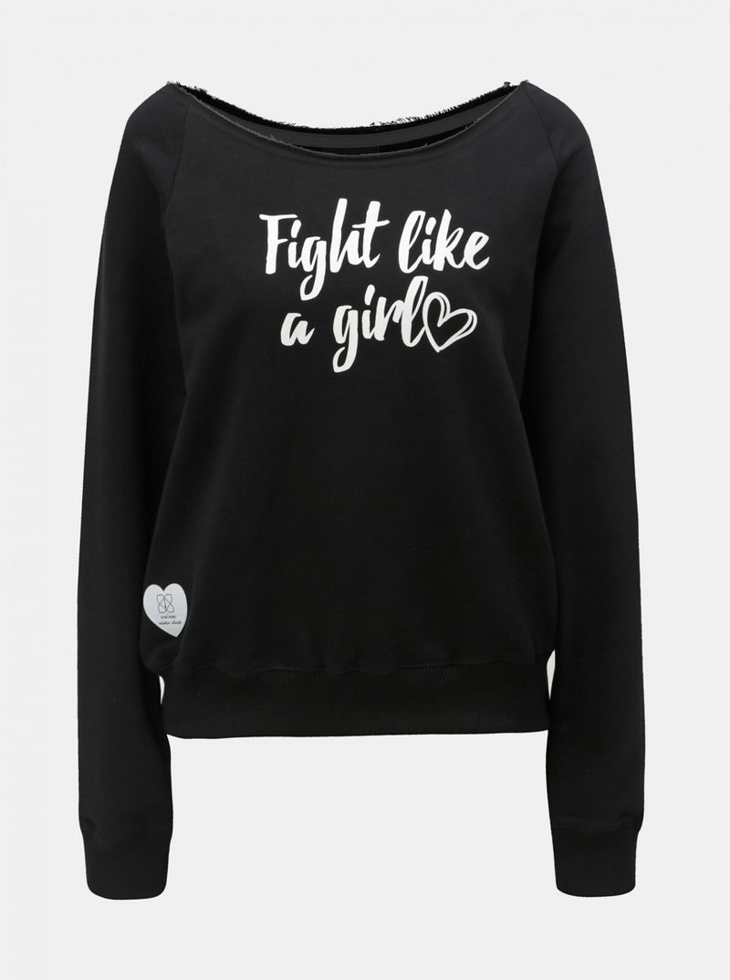 FIGHT LIKE A GIRL MIKINA