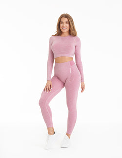 ELITE ROSE SEAMLESS LEGÍNY
