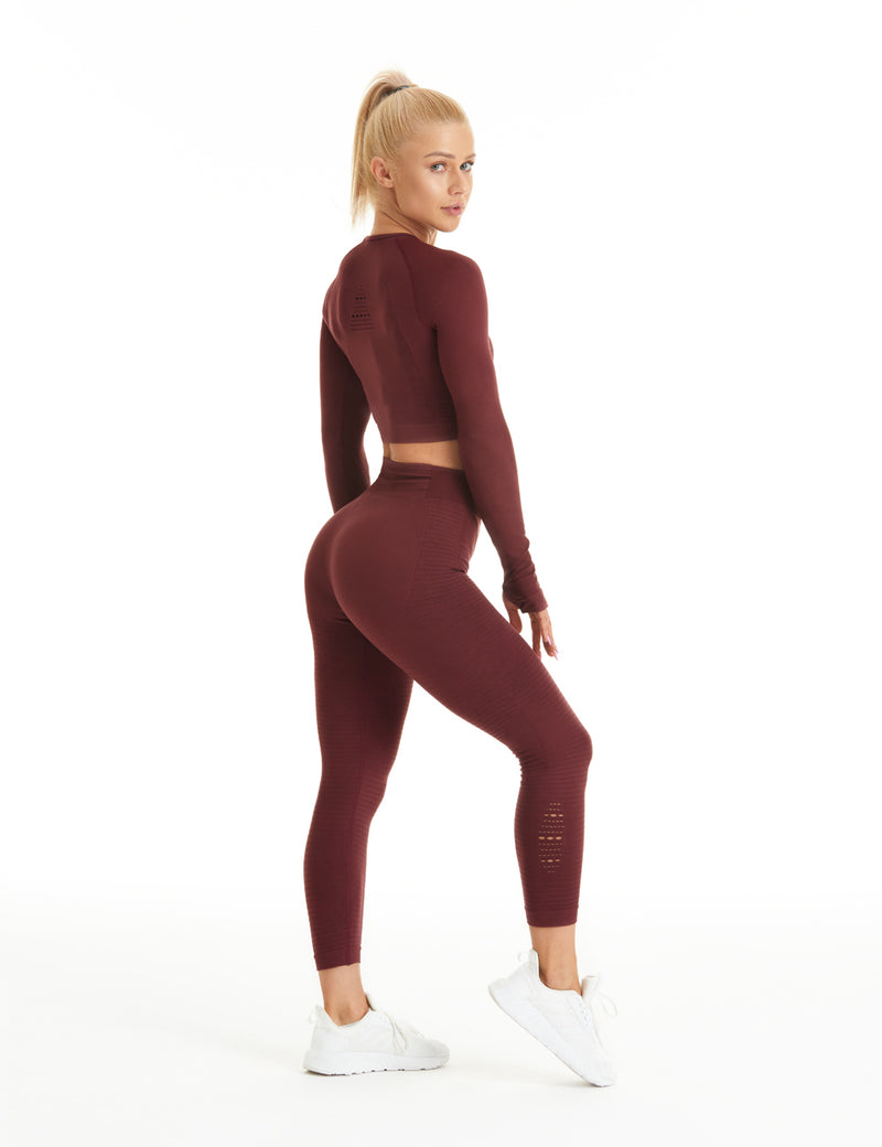 ELITE RUBY SEAMLESS LEGÍNY