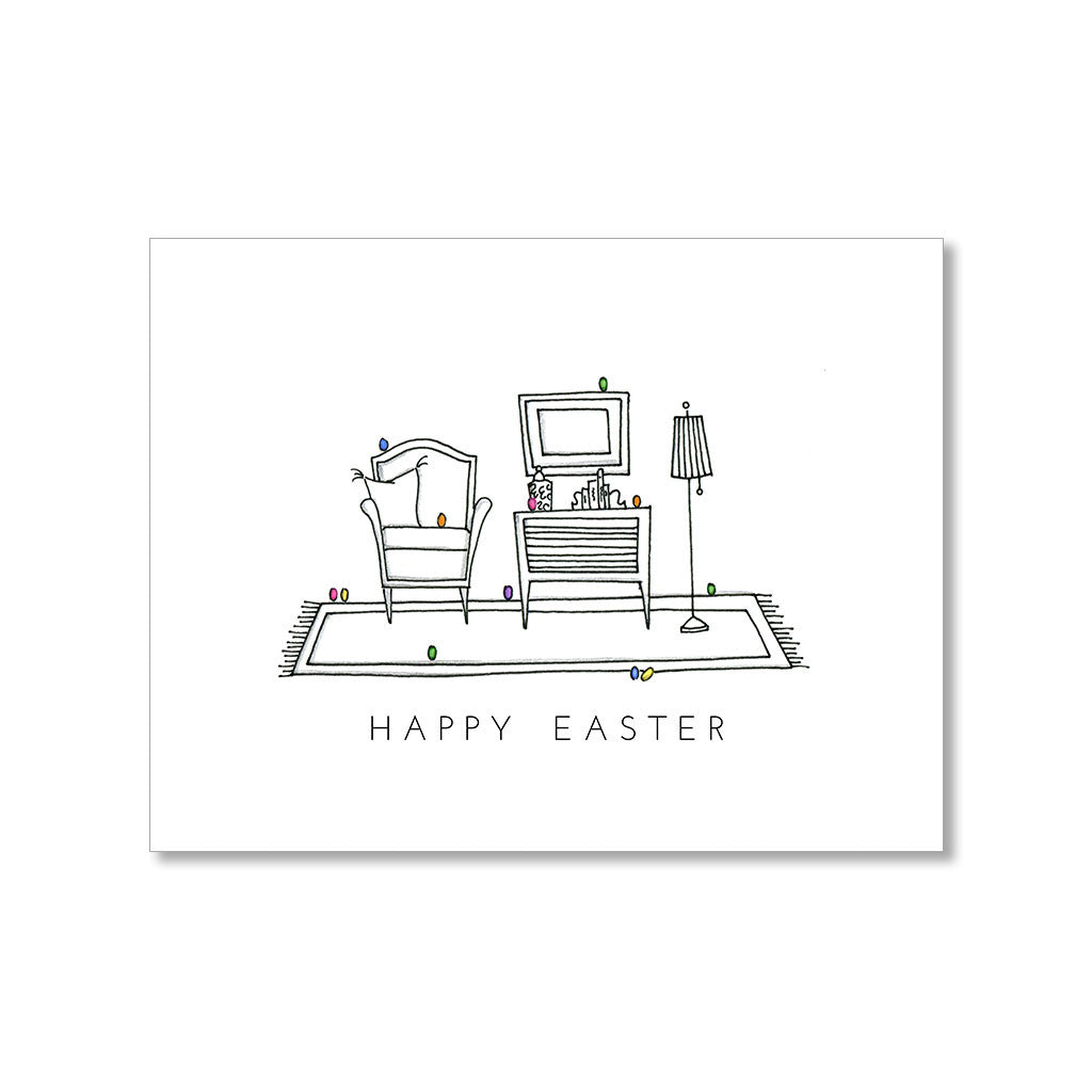 """HIDDEN"" EASTER CARD"