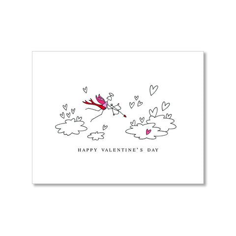 """CUPID"" VALENTINE'S DAY CARD"