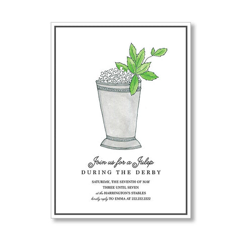 """JULEP"" INVITATION"
