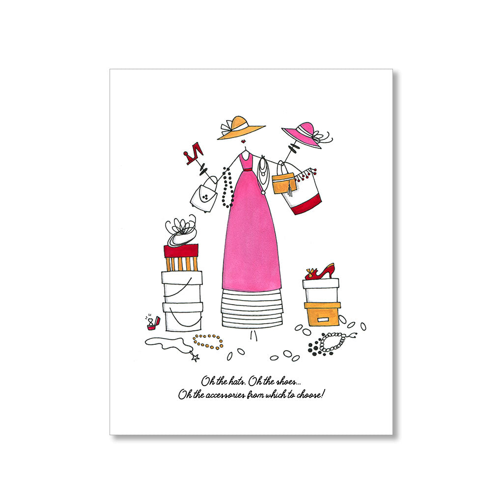 """BETTY ANN"" ANYTIME CARD"