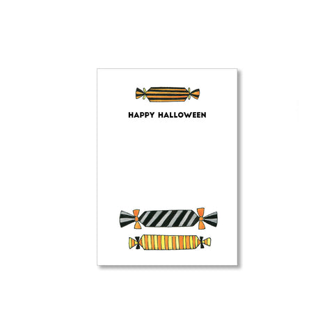 """HALLOWEEN CANDY"" GIFT TAGS - SET OF 10"