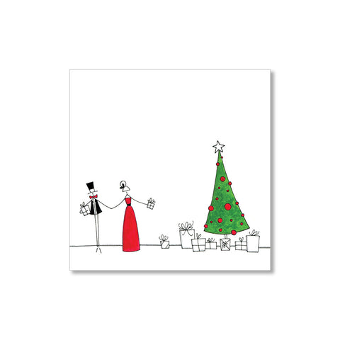"""BY THE TREE"" GIFT TAGS - SET OF 10"