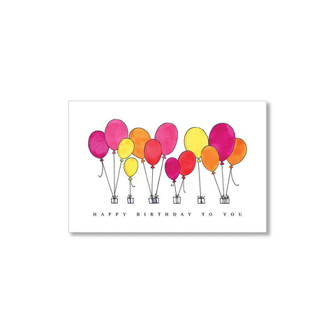 """LOVE BUG"" MINI VALENTINES - SET OF 10"