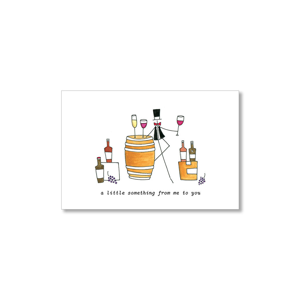 """SOMMELIER: MISTER"" GIFT TAGS - SET OF 10"