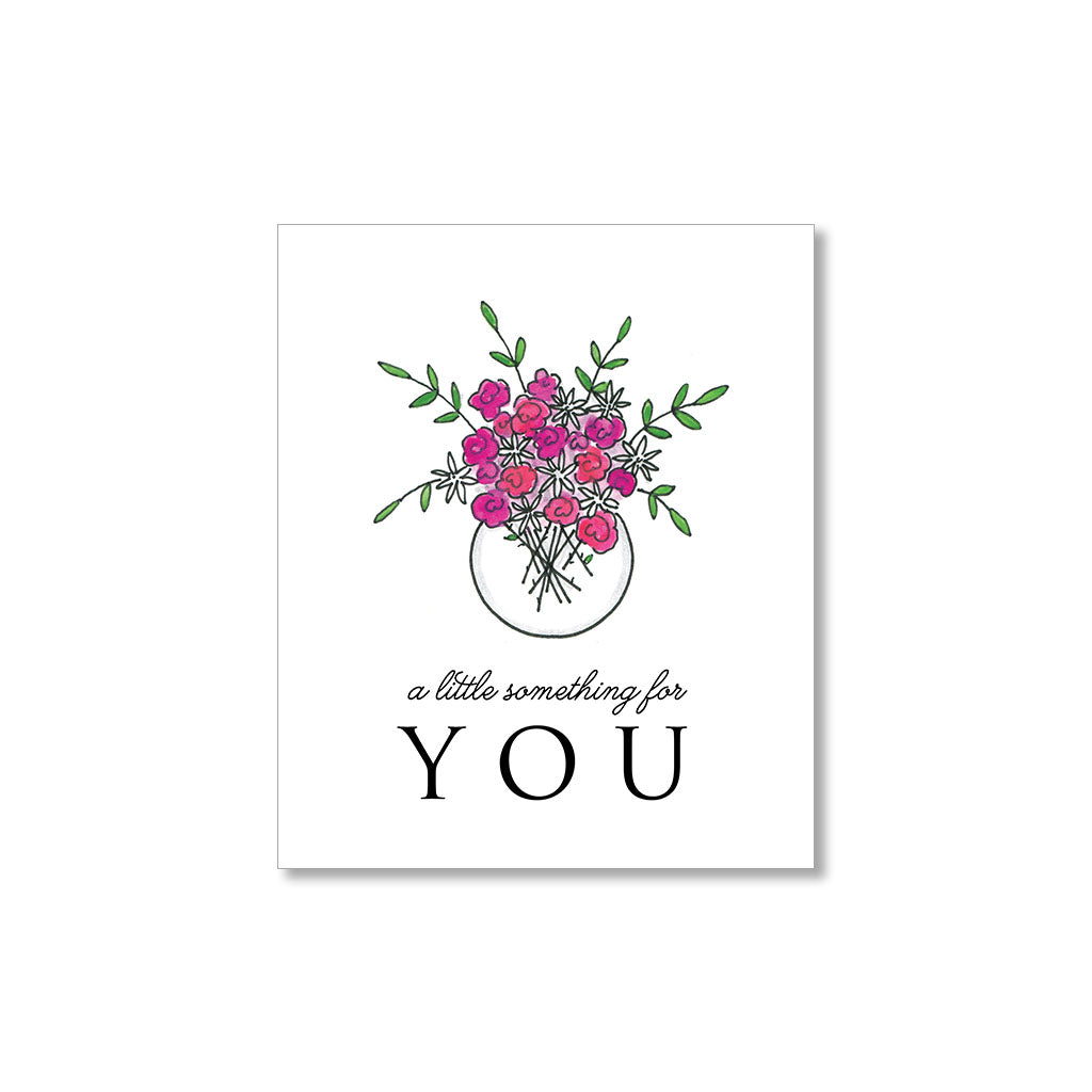 """BOUQUET"" GIFT TAGS - SET OF 10"