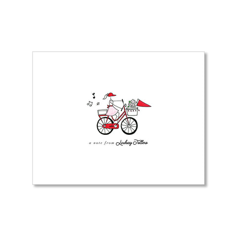 """JOY RIDE"" PERSONALIZED STATIONERY"