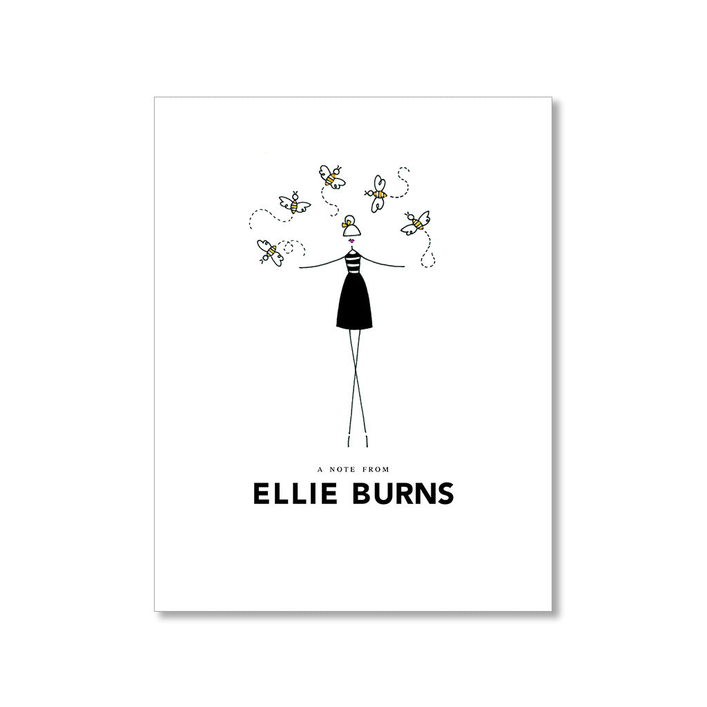 """BUZZ"" PERSONALIZED STATIONERY"