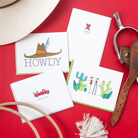 """HOWDY"" ANYTIME CARD"