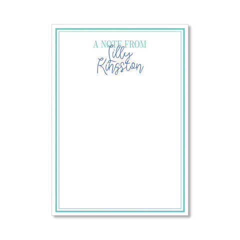 """PREP"" PERSONALIZED STATIONERY"