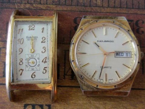 Vintage complete watches - movements - D99