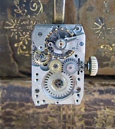 Steampunk Pendant - Contraption - Steampunk Necklace