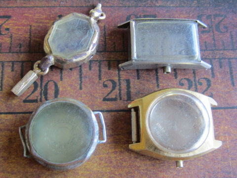 Vintage  Watch parts - watch Cases -  f73