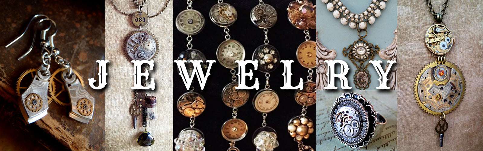 Steampunkjunq Jewelry