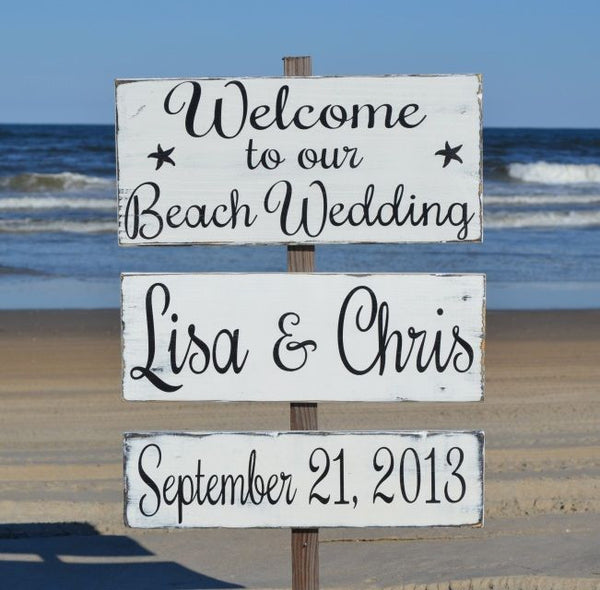 Wedding Signs, Personalized Couples Anniversary Gifts, Love Signs