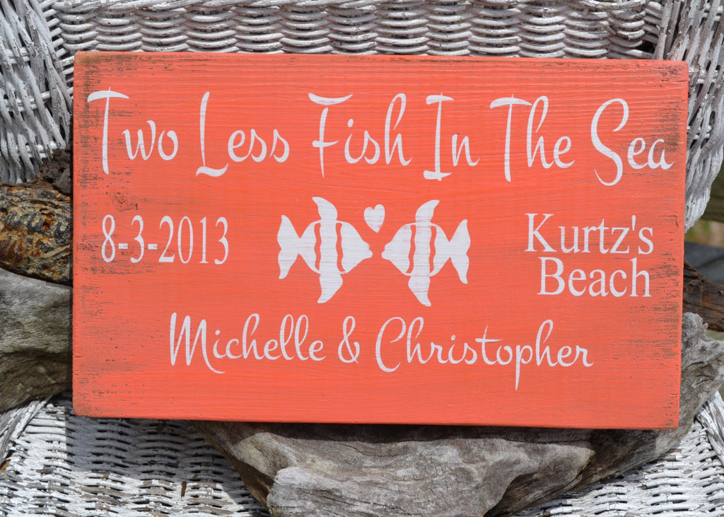 Sandy Toes & Salty Kisses Best Wishes For The Mr. and Mrs. - The Sign Shoppe