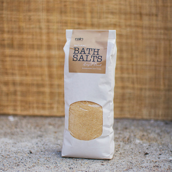 angel dust relaxing natural bath salt