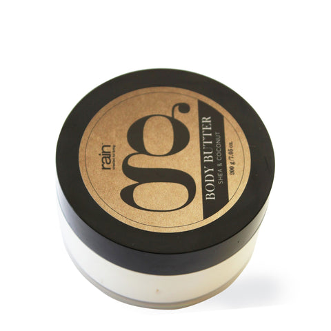 g-range: body butter