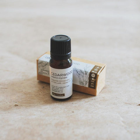 essential oil cederwood