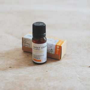 essential oil sweet orange-Rain Africa
