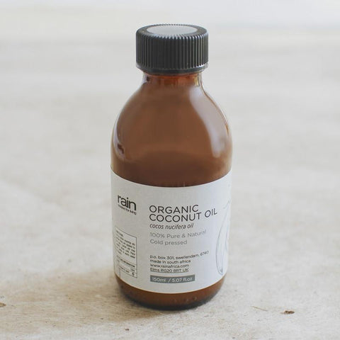 organic coconut carrier oil