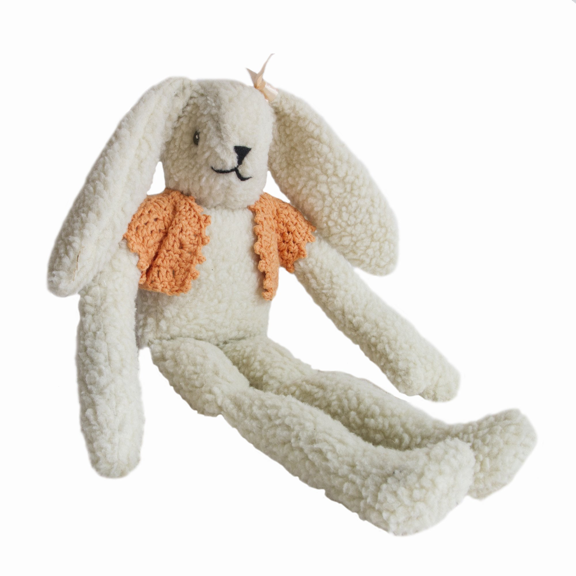 large bunny toy
