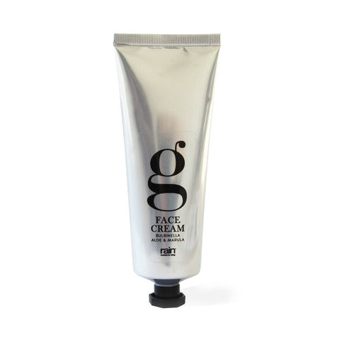 g-range: face cream