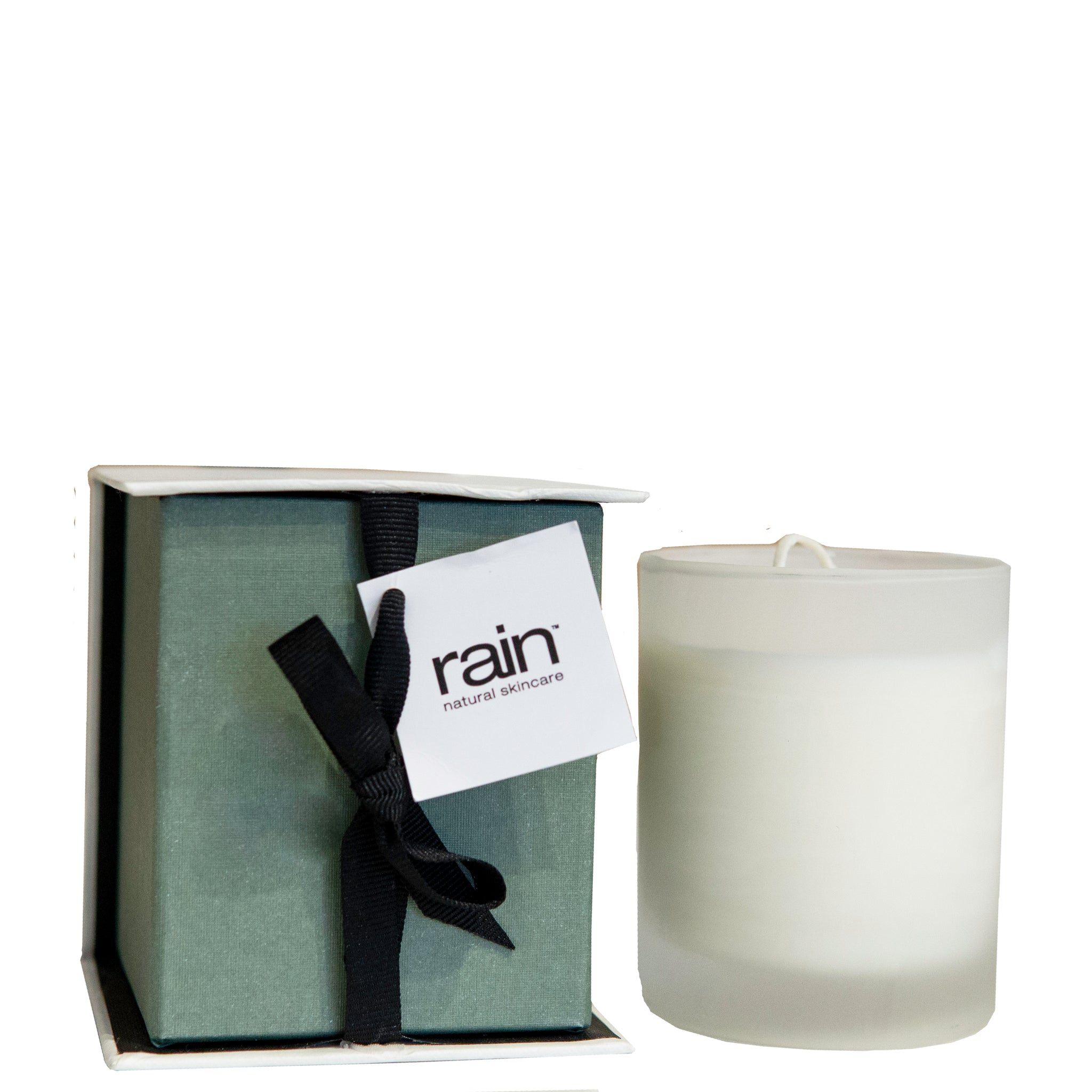 wild cotton votive candle gift box