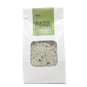 bath salts rock mint in bag