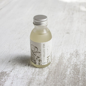 wild cotton burner oil, room fragrance