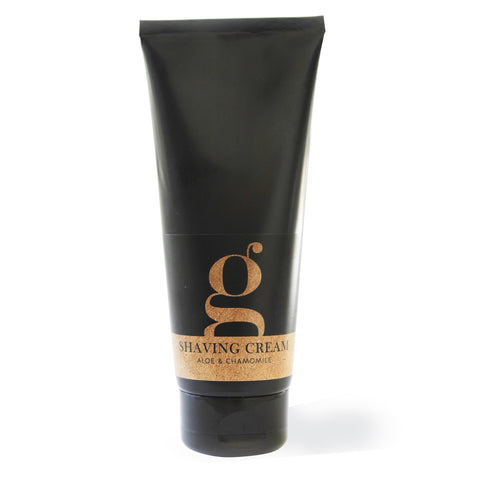 g-range: shaving cream