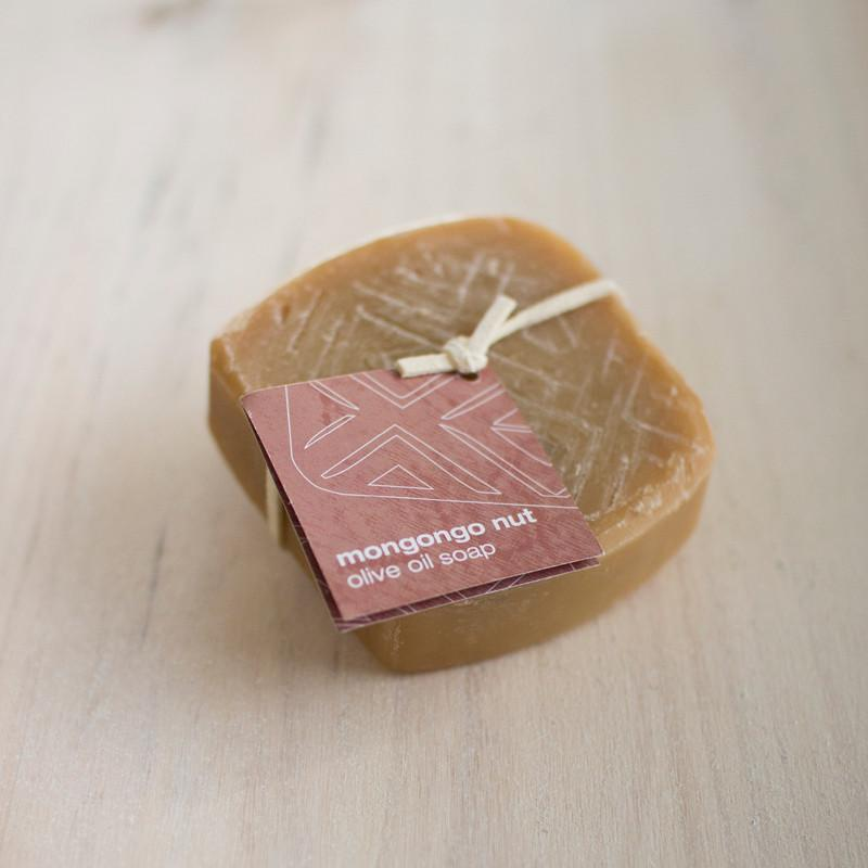 olive oil soap - mongongo nut