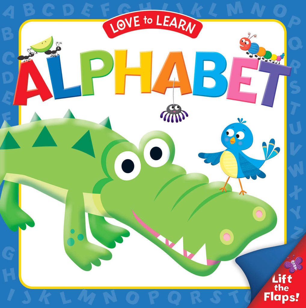Love to Learn: Alphabet