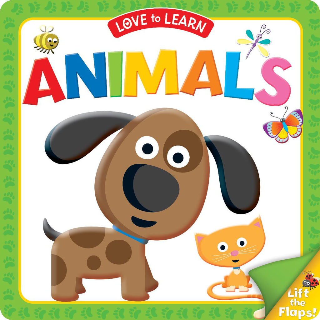 Love to Learn: Animals