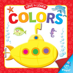 Love to Learn: Colors
