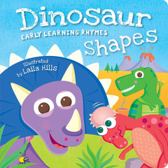 Early Learning Rhymes: Dinosaur Shapes