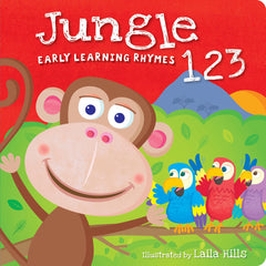 Early Learning Rhymes: Jungle 123