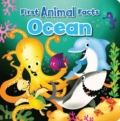 First Animal Facts: Ocean