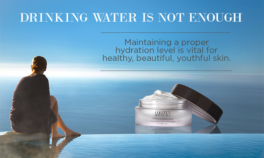 The Importance Of Hydrated Skin Colleen Rothschild Beauty