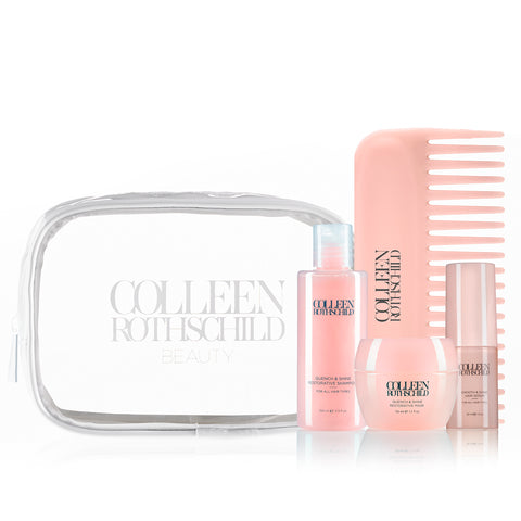Quench & Shine Deluxe Size Mini Set