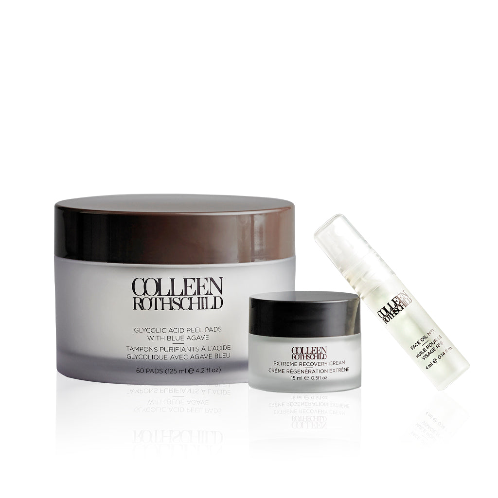 Glycolic Acid Peel Pads Introductory Offer