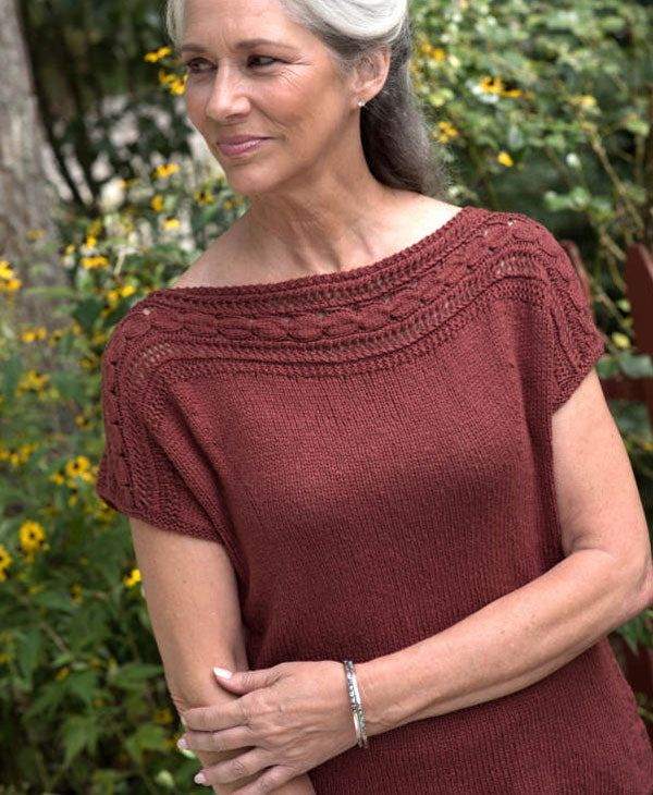 Chatwyn pullover by Alison Green