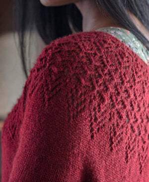 Meryton Pullover by Amy Christoffers