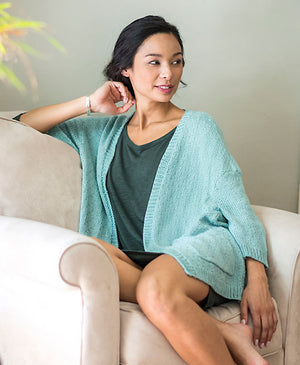 Baltica Cardigan by Alexis Winslow