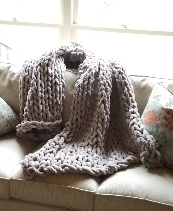 Thick and Squishy Blanket