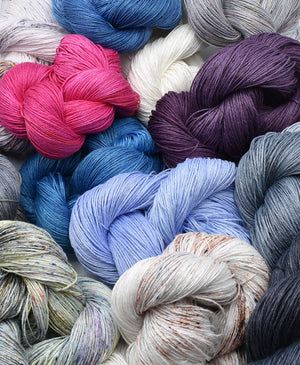 Trailhead Yarns Badlands