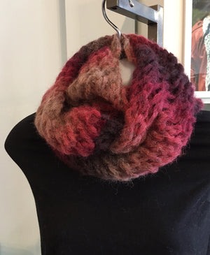 Christmas Creep Scarf