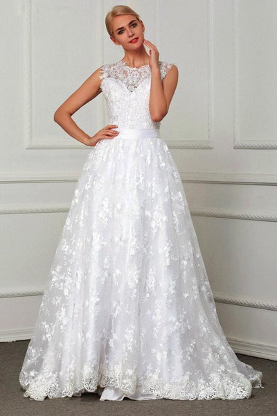 Adira 2-in-1 Wedding Dress - Wedding Dress